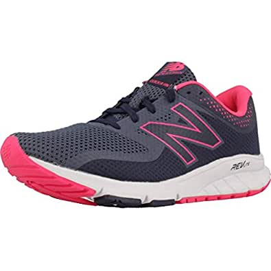 NEW BALANCE WMNS QUICKA RN RUNNING SHOES - GREY (5 UK