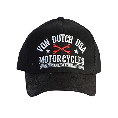 von-dutch-visera-para-hombre-negro-talla-unica