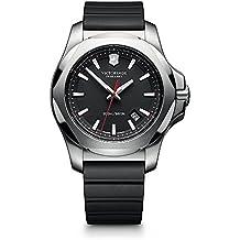 Victorinox Reloj de Cuarzo para Hombre con Correa de Goma – 241682.1