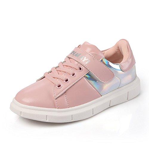 XTIAN , chaussons d'intérieur fille rose bonbon