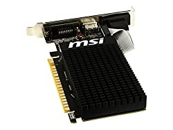 MSI Computer Video Card GT 710 1GD3H LP