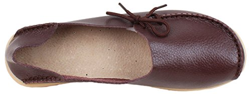 Fangsto - Mocassins (loafers) Femme Sty-1 Coffee
