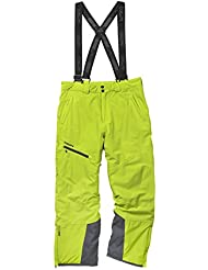 TOG 24 - Void Mens Milatex Salopettes Bright Lime - Adulte