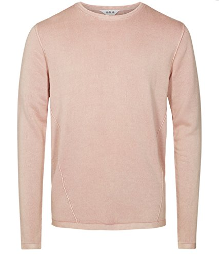 Cotton Knit Kollektion (NEU !Solid Herren Sweatshirt Knit - Nino - Hippster Pullover
