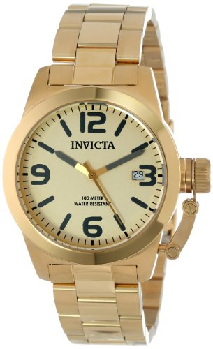 41Sr7UT4KHL - Invicta Gold Mens 14828 watch