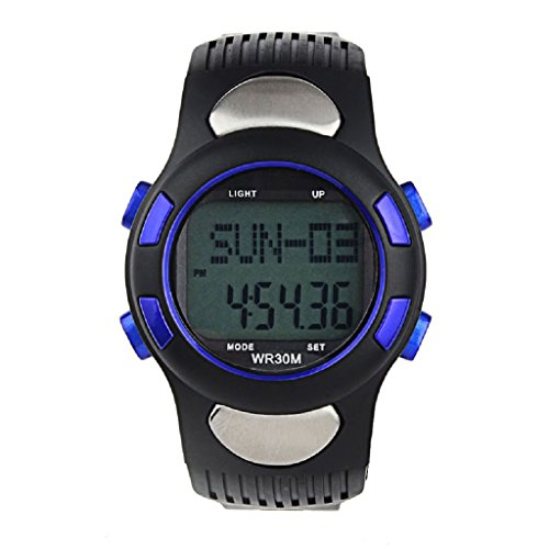 familizo-waterproof-fitness-3d-pedometer-calories-counter-sport-watch-pulse-heart-rate-monitor-blue