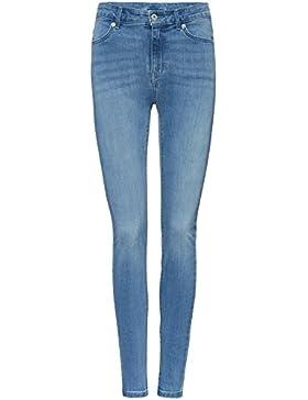 [Sponsorizzato]FIND Jeans Skinny a Vita Alta Donna