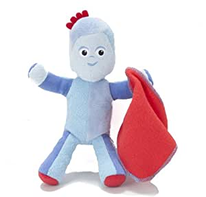 In The Night Garden Talking Iggle Piggle Soft Toy, 23cm