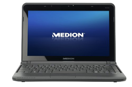 Medion  Akoya  E1311 29,5 cm (11,6 Zoll) Laptop (AMD Sempron S210U 1,5GHz, 1GB RAM, 160GB HDD, ATI  1250, XP Home) schwarz -