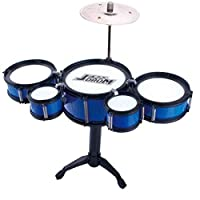 GEESENSS Kids Three Drum Set Children Percussion Musical Instrument Educational Toys Talking Drums