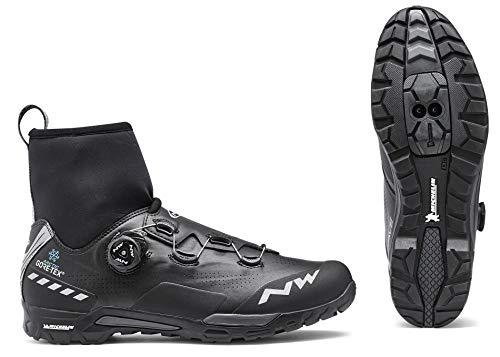 Northwave X-Raptor Arctic GTX Winter MTB Fahrrad Schuhe schwarz 2020: Größe: 40
