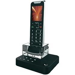 Motorola It.6.1t Dect-telefon Mit Anrufbeantworter Und Bluetooth Schwarz