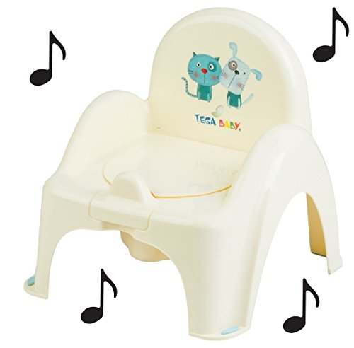 Pot de toilette fauteuil chaise musical pour bébé enfant thème