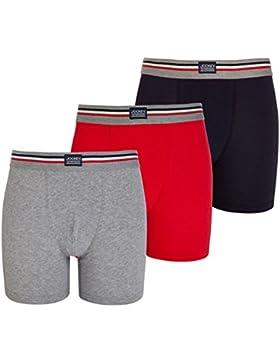 JOCKEY 3er Pack enger etwas länger geschnitten BOXERSHORTS Trunk Pants