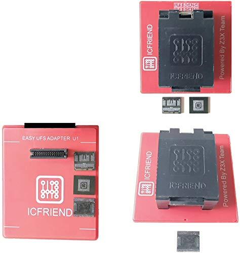 fonefunshop ICFriend - Lector de Chips UFS 3 en 1 para Z3X Easy JTAG Plus  Box