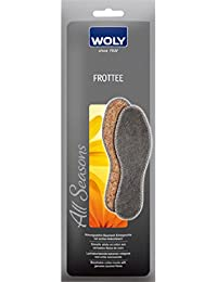 Woly Frottee sole