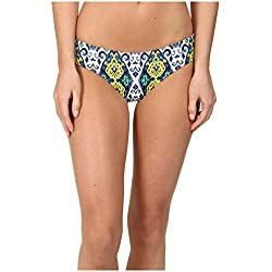 Shoshanna Women's Hipster Bikini Bottom, Baja Ikat, Large