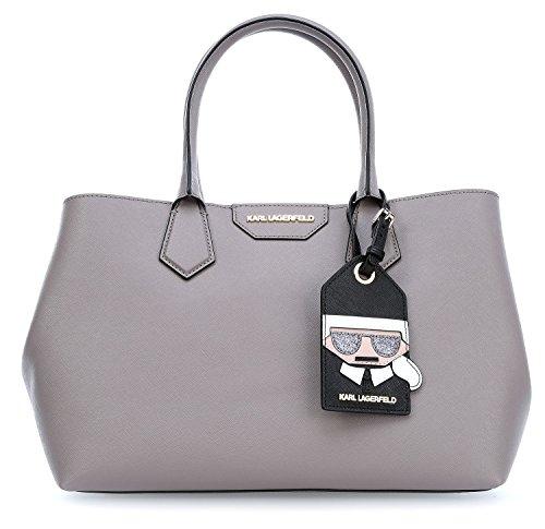 karl-lagerfeld-borsa-shopping-donna-66kw3058743-pelle-grigio