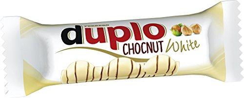 Preisvergleich Produktbild Duplo Chocnut White Limited Edition,  24er Pack (24 x 26g)