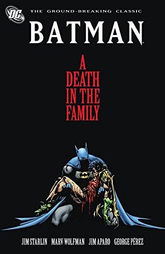 Batman: A Death in the Family (Batman (1940-2011)) (English Edition) por George Perez