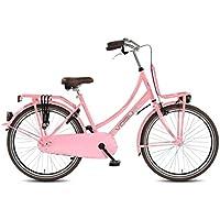 Mädchenrad Transporter 24 Zoll rosa 43 cm