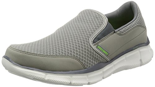 Skechers Equalizer persistent, Sneakers basses homme Grau (Gry)