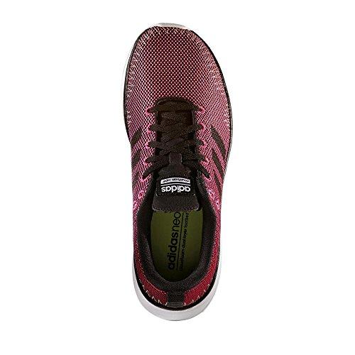 adidas Cloudfoam Super Flex W, Scarpe da Ginnastica Donna Rosa (Rosimp/Negbas/Ftwbla)