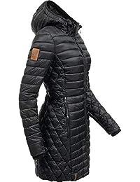 2ce4c555952c Navahoo Damen Winterjacke Wintermantel Steppmantel Zea 7 Farben XS-XXL