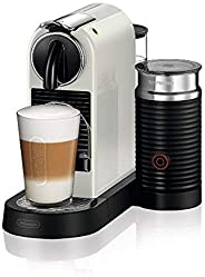 Nespresso Citiz And Milk, White, D122-ME-WH-NE