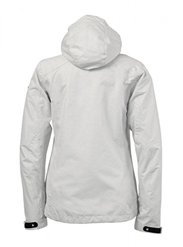 Killtec veste fonctionnelle avec capuche amovible pour femme inkele weiß