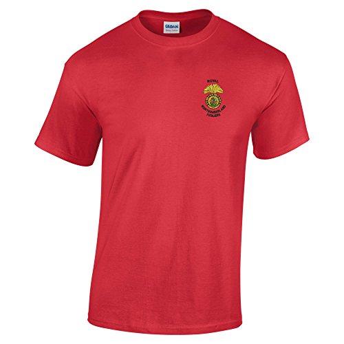 Pineapple Joe's Herren T-Shirt Rot