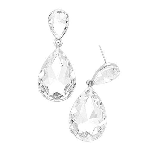 rosemarie-collections-femmes-de-double-boucles-doreilles-goutte-cristal-perles-soiree-cristal-transp