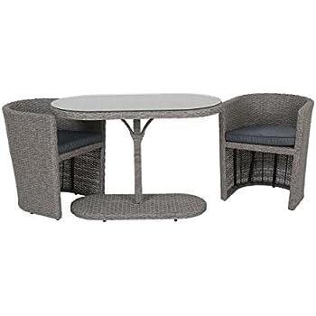 clp poly rattan balkonm bel sitzgruppe bayamo 2 personen. Black Bedroom Furniture Sets. Home Design Ideas