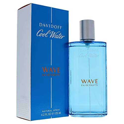 Davidoff Cool Water Wave EDT, 125ml
