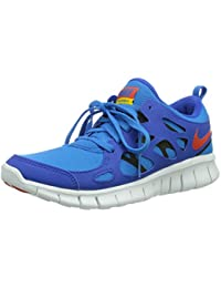 Nike Free Run 2 (Gs), 443742-021, Unisex - Kinder Laufschuhe Training