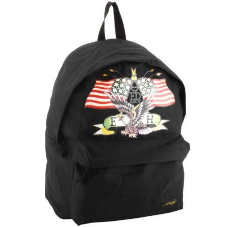 Ed Hardy Shane Kids Backpack School Bag  available at amazon for Rs.2579