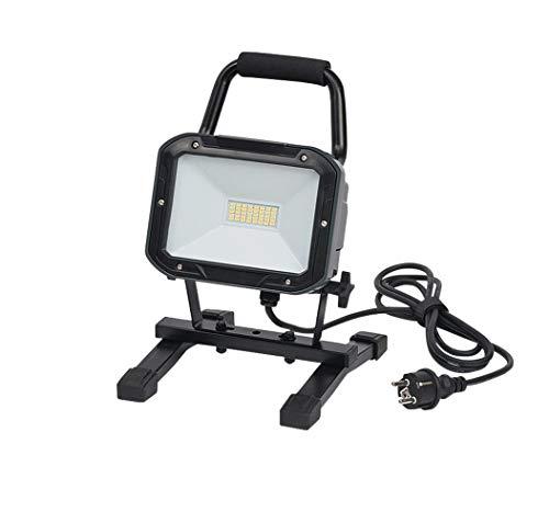 Gedotec LED-Strahler Licht LED-Lampe leuchten LED-Leuchtmittel außen - H3212 | 30 V | IP54 | mobil | 1 Stück