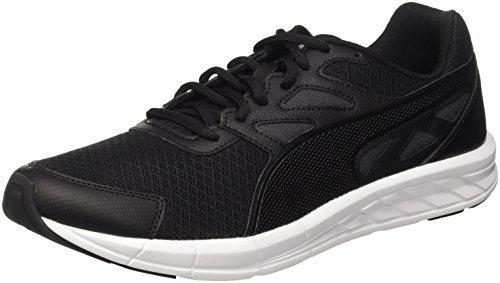 Puma, Signore Sneaker Nero / Nero / Asfalto