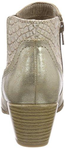 Jana Damen 25304 Chelsea Boots beige (Lt. taupe)