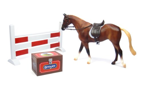 breyer-b61058-classics-112-scale-classics-show-jumping-horse-set