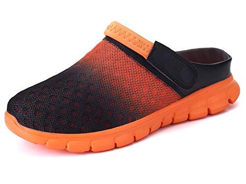Unisex Clogs Hausschuhe Muffin Unten Alltägliche Drag Pantolette Sommer Beach Schuhe Sandalen für Damen Herren