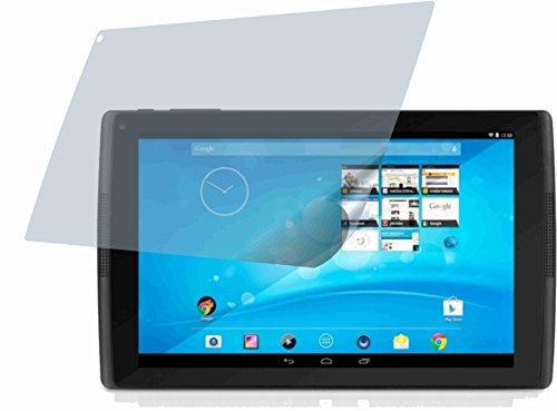 4ProTec Trekstor SurfTab xintron i 8.0 (2 Stück) Premium Bildschirmschutzfolie Displayschutzfolie kristallklar Schutzhülle Bildschirmschutz Bildschirmfolie Folie