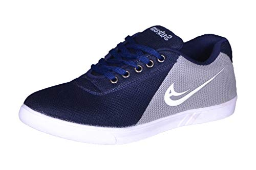 Sukun Men's Blue Sneakers -8