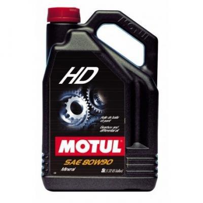 MOTUL 100105/74Olio lubrificante di differenziale HD 80W905L