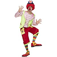 My Other Me - Disfraz de payaso rodeo para niño, M-L (Viving Costumes 203936)