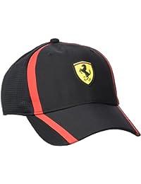 Puma Unisex Ferrari Fanwear Redline Cap, Black