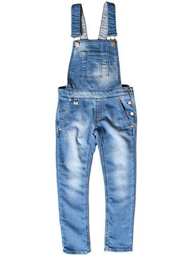 Carrera Jeans - Jeans 776JP0985A für mädchen, latzhose, stretchgewebe, regular fit, normaler bund