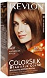 Revlon Colorsilk With 3D Technology Hair Color(5G Light Golden Brown)