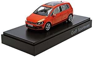 volkswagen 5gv099300ab2y model car golf sportsvan 1 43. Black Bedroom Furniture Sets. Home Design Ideas