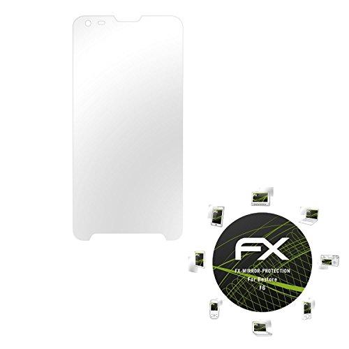 atFolix Displayfolie kompatibel mit Bestore F6 Spiegelfolie, Spiegeleffekt FX Schutzfolie